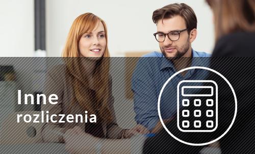 Inne rozliczenia - KAM Buchalteria - Usługi księgowe Białystok